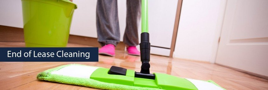 Why arrange an end of lease clean?