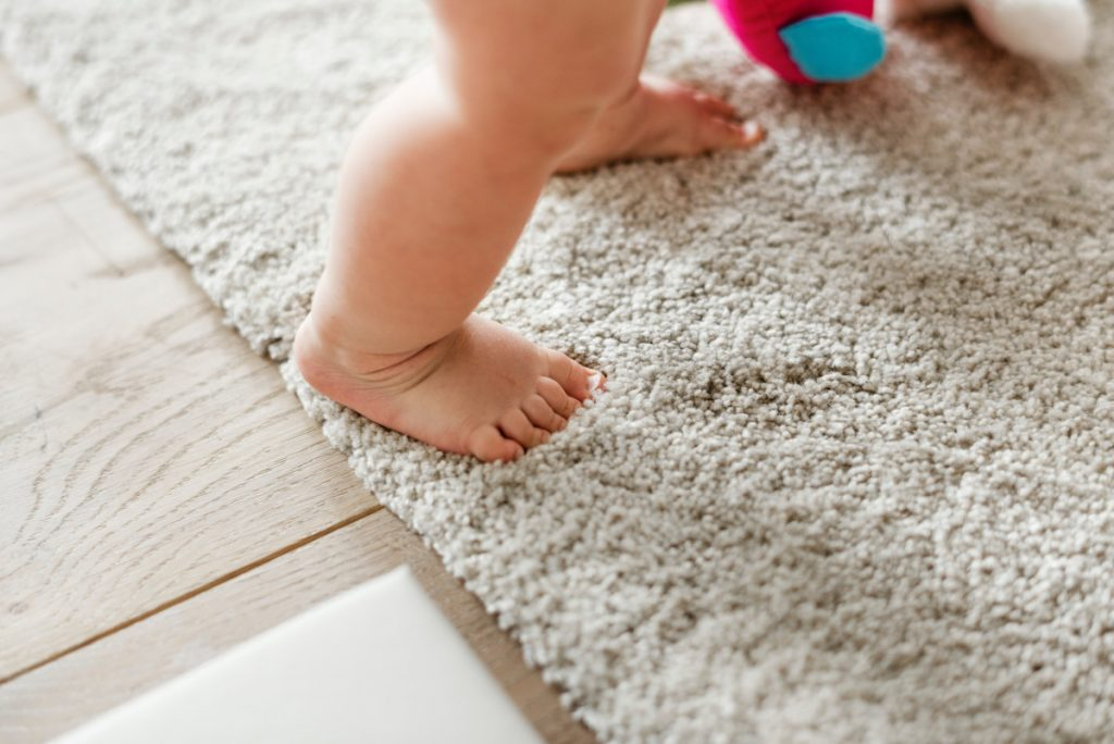 Cleaning Carpet at Home: 4 Secrets Do It Yourself Tips